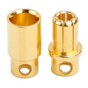 GC8010, 8.0mm Gold connector 170A
