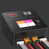 D2 Dual Channel Battery Charger 2*6S 12A 200W