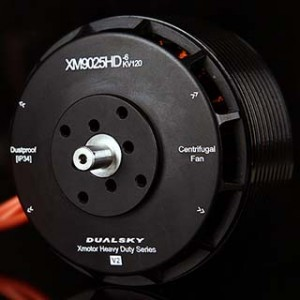 XM9025HD-6, 120KV, high voltage Motor, V2