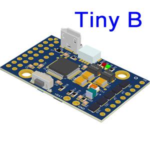 Tiny B BaseCam SimpleBGC 32-bit