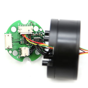 Encoder and Driver compatible with AlexMos SimpleBGC for DM40 & DM50 Gimbal Motor