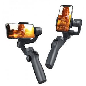VLog250 gimbal 250g anti-shake three-axis gimbal for moblie phone and Gopro