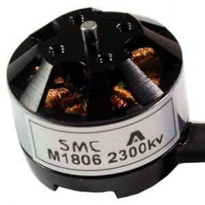 1806 2300KV multi rotor motor