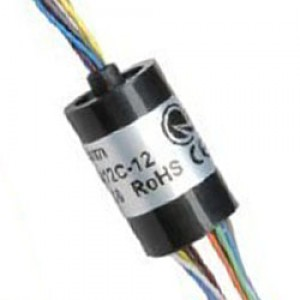 Slip Ring 12.6mm 8 wires
