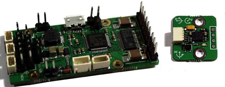 BaseCam SimpleBGC 32-bit Tiny Pro V2 with Brushless Motor